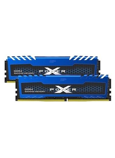 Silicon Power Silicon Power Silicon Power SP016GXLZU266BDA 16GB (2 x 8GB) XPOWER Turbine Gaming DDR4 2666MHz CL16 Renkli